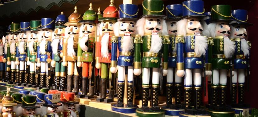Joguets al mercat nadalenc de Salzburg