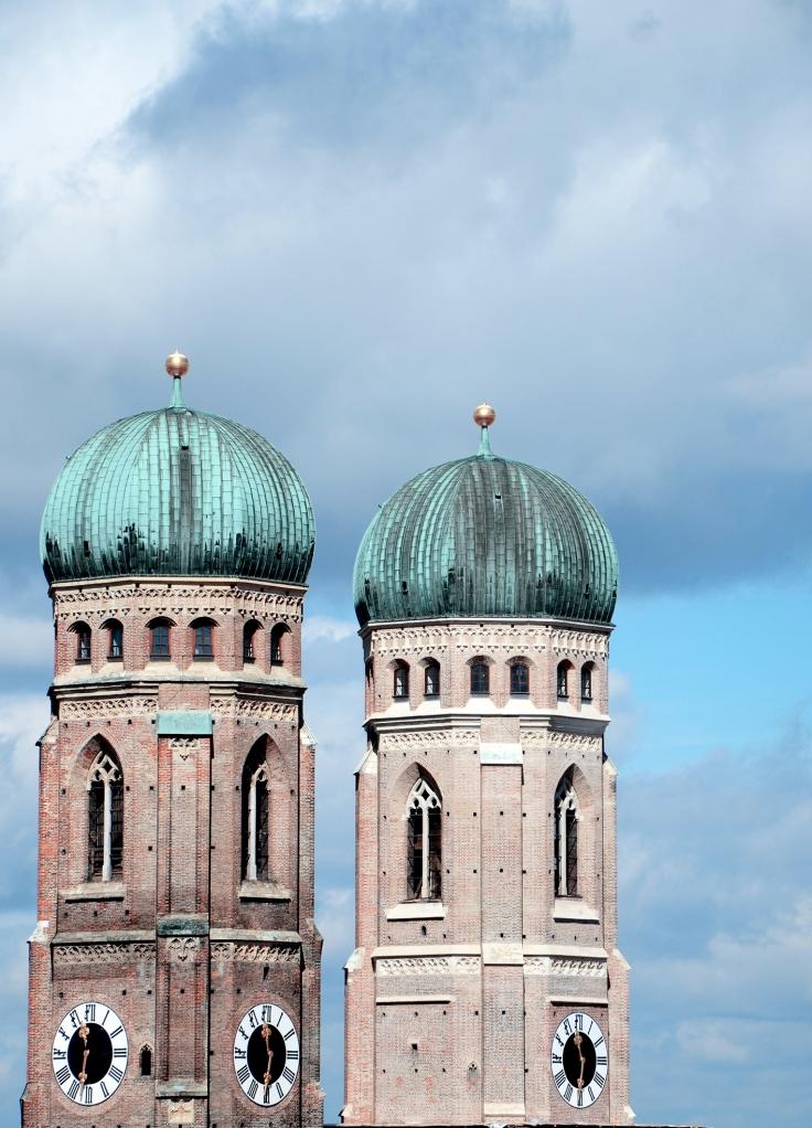 Les torres de la catedral, hui