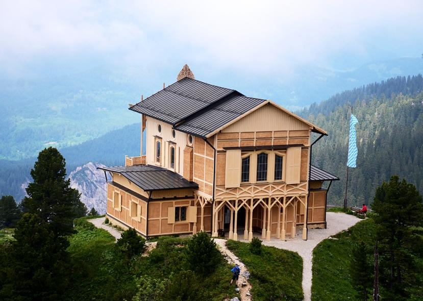 La Königshaus am Schachen