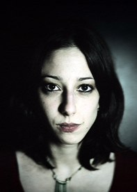 Lucía Celdrán. / FOTO DE JOSÉ ÁNGEL GONZÁLEZ