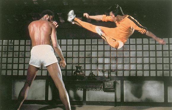 Una de Bruce Lee. /WEB