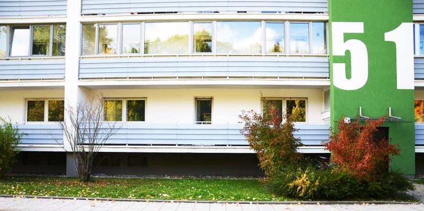 Habitatges a Richard-Strauss-Str.