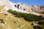 Más arriba de Ehrwalder Alm