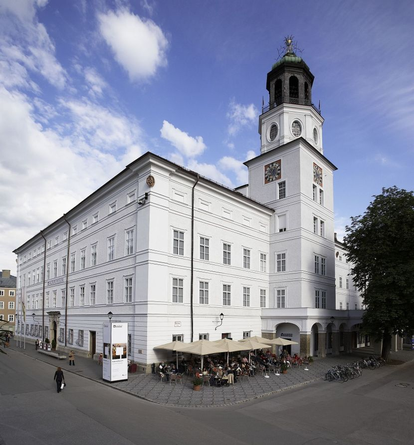 Nova Residència. /MUSEUM SALZBURG