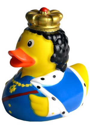El pato del rey Luis II, ¿era necesario?
