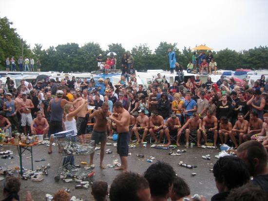 Una imatge del Club dels 100 per Oktoberfest. /WEB
