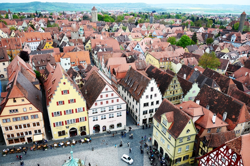 Rothenburg en silencio (I)