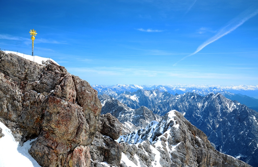 No em canse del Zugspitze