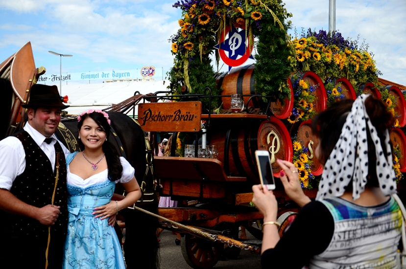 Oktoberfest 2015: esto ya va